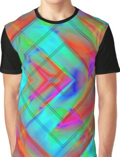 EVOLUTIONAL DISPLACEMENT Graphic T-Shirt