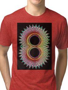 lucky number 8 Tri-blend T-Shirt