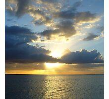 Sunrise, Sunset Photographic Print