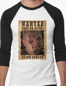 Buffy Kakistos Wanted  Men's Baseball ¾ T-Shirt
