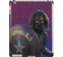 Bucky Barnes iPad Case/Skin