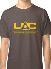 UAC - Doom Yellow Classic T-Shirt