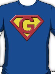 SUPERMAN G T-Shirt