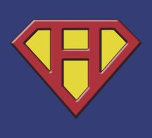 SUPERMAN H by icedtees