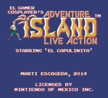 Adventure Island - Live Action by El Gamer Cosplayer