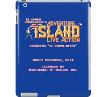 Adventure Island - Live Action iPad Case/Skin