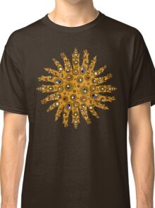 Golden Crown Thing with Jewels Classic T-Shirt