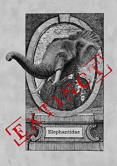 Elephantidae Exstinta by DVerissimo
