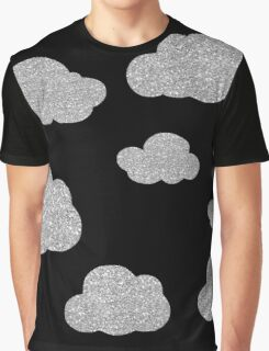 Silver and Black Lining  Graphic T-Shirt