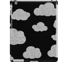 Silver and Black Lining  iPad Case/Skin