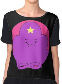 Adventure Time - Lumpy Space Princess Chiffon Top