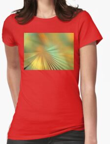 Solstice Sky Womens Fitted T-Shirt