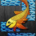 Little Red Fish by DVerissimo