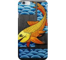Little Red Fish iPhone Case/Skin