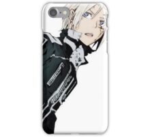 Allen Walker  iPhone Case/Skin
