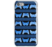 Love for Gaming - Blue iPhone Case/Skin