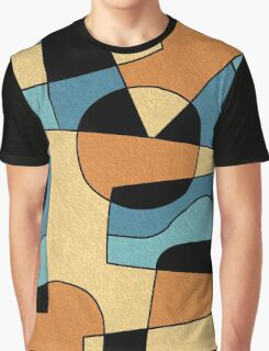 Abstract Number 38 Graphic T-Shirt