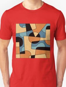 Abstract Number 38 Unisex T-Shirt