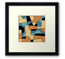 Abstract Number 38 Framed Print