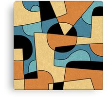 Abstract Number 38 Canvas Print