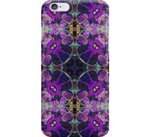 Kaleidoscope Neon Candy for Your Eyes iPhone Case/Skin