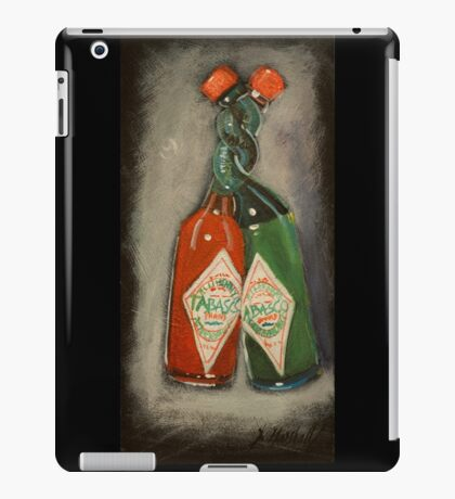 hot & hotter iPad Case/Skin