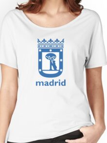 Logo of the city of Madrid  Women's Relaxed Fit T-Shirt