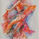 Allure of the Flamenco by gerardo segismundo
