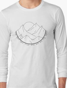 Truce Long Sleeve T-Shirt