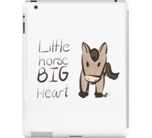 Equestrian Quote iPad Case/Skin