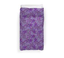 Watercolor bramble pattern Duvet Cover