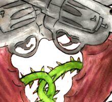 21 Guns Tattoo Sticker