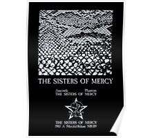 The Sisters Of Mercy - The Worlds End - Anaconda - Adrenochrome Poster