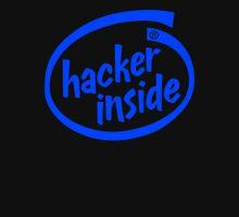 hacker inside Unisex T-Shirt