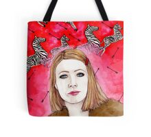 The Royal Tenenbaums - Margot Tenenbaum Tote Bag