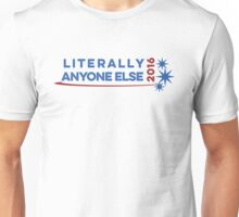 2016 Presidential Election Unisex T-Shirt