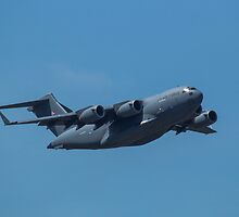 C17 Military Transport by RandyHume