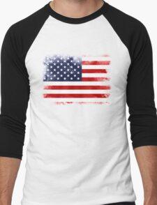 US Men's Baseball ¾ T-Shirt
