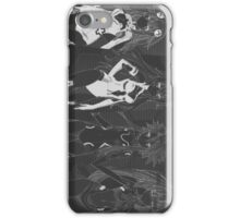 Four Goddess Greyscale  iPhone Case/Skin