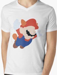 Tanooki Suit Mens V-Neck T-Shirt