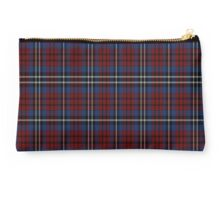 02406 Erie County, New York Fashion Tartan   Studio Pouch