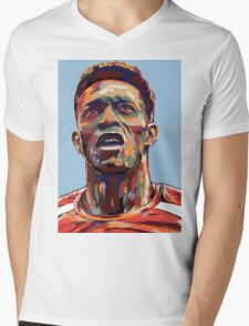 Danny Welbeck Mens V-Neck T-Shirt