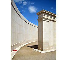 The National Memorial Arboretum Photographic Print