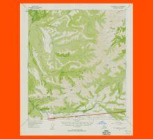 USGS TOPO Map Alaska AK Mount McKinley C-2 357789 1952 63360 Kids Tee
