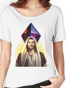 No Man's Sky GOD MURRAY! Women's Relaxed Fit T-Shirt