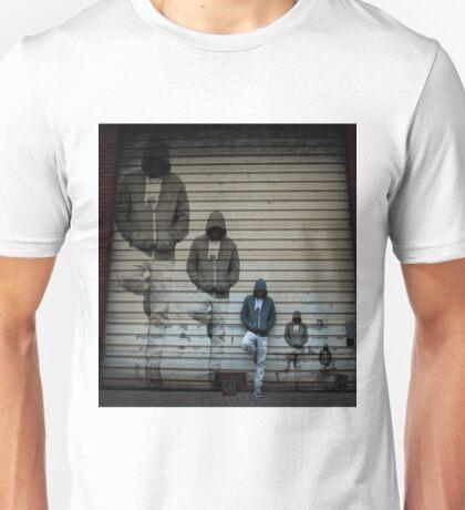 Half Full, Half Empty Unisex T-Shirt
