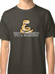 Upsetti Spaghetti - Rosy Boa ver Classic T-Shirt