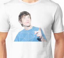 Bo Burnham Low Poly Unisex T-Shirt