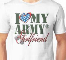 I Love My Army Girlfriend Unisex T-Shirt