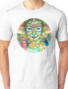 She Thought She Was Small and Trapped, but She Was Not. Unisex T-Shirt
